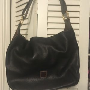 Black Dooney and Bourke purse